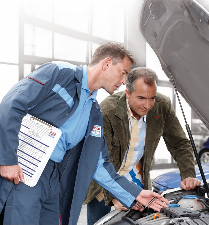 Hi Tech Car Service (BOSCH) - repairs and servicing of all vehicles